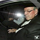 George Pell charged