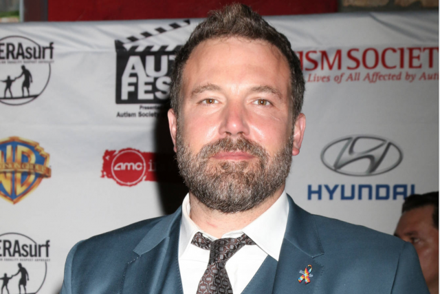 BEN AFFLECK APOLOGISES