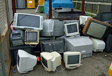 Electronic waste banned