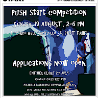 Moyne PUSH Start Competition