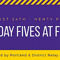 Friday Fives @ Five