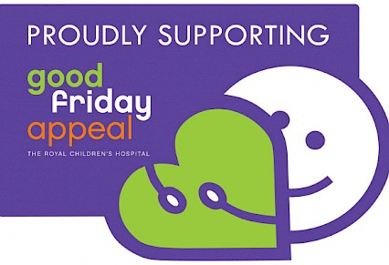 Good Friday Appeal Tally